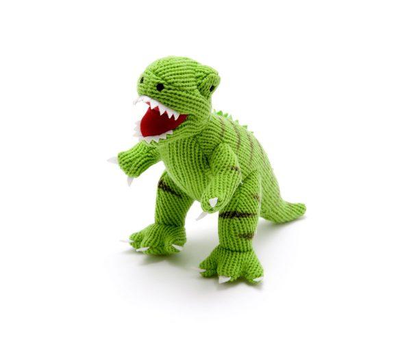 T Rex Dinosaur Rattle Toy