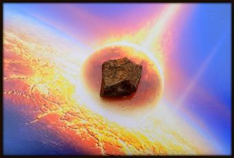 Common Chondrite Meteorite jurassic jacks
