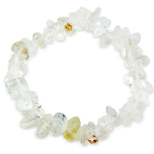 clear Quartz bracelet jurassic jacks