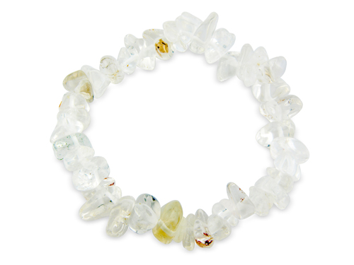 clear Quartz bracelet jurassic jacks