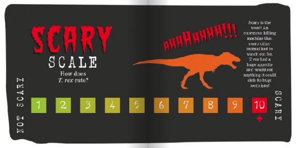 Special Dinosaurs - T Rex