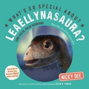 Special Dinosaurs - leaellynasaura