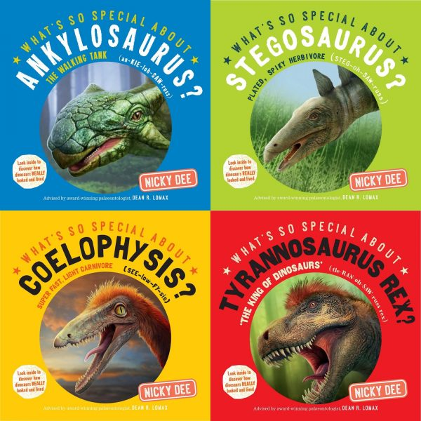 Special Dinosaurs - Book Sets
