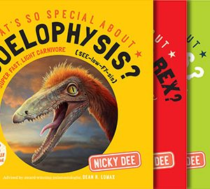Sale - Dinosaur Books