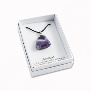 amethyst_pendant_ birthstone_healing
