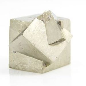 Pyrite Fools Gold Cube