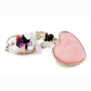happy_hearts_xoxo_keyring_pink