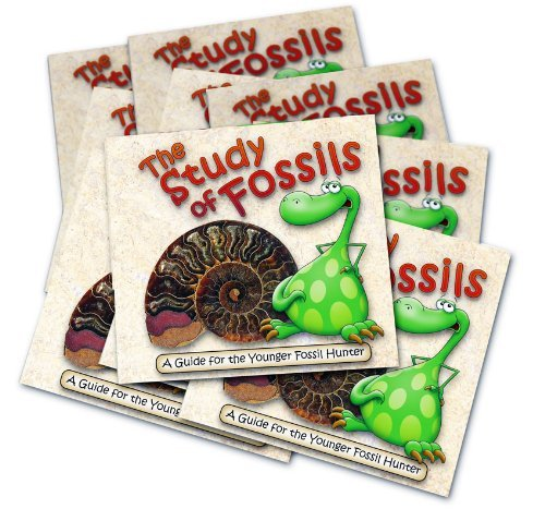 study_of_fossils_books_pack