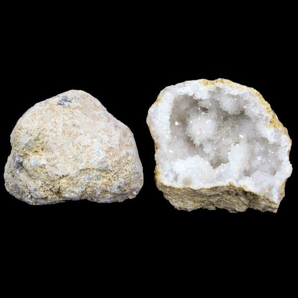 Unbroken Geodes