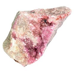 Pink Cobaltian Calcite mineral-specimen-80mm