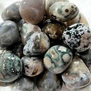 ocean jasper tumblestones