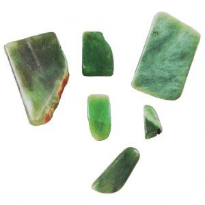 New Zealand Greenstone Pounamu jade_nephrite