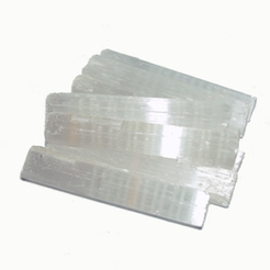 Selenite Laser Crystal Sticks