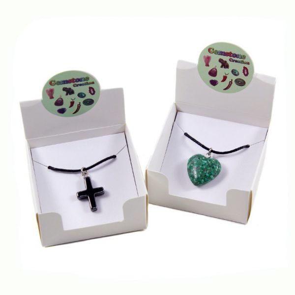 gemstone jewellery pendants
