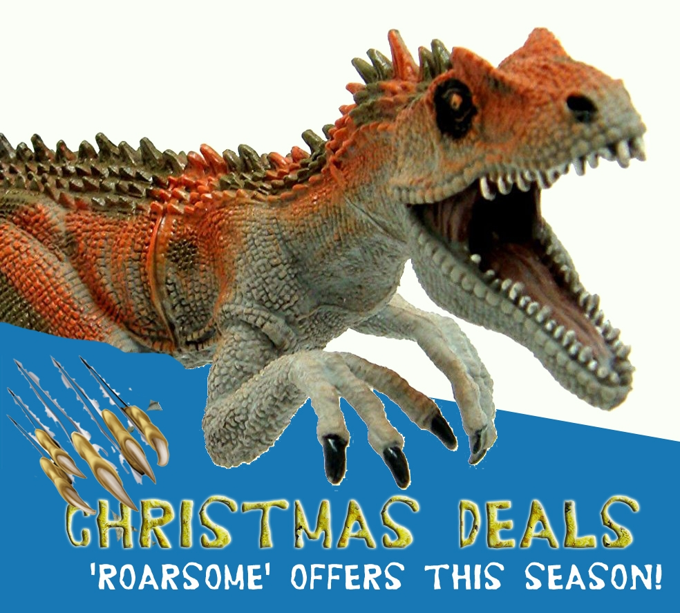 Christmas deals jurassic jacks