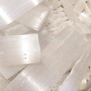 Selenite Crystal Mix Selenite Crystal Deal 1KG