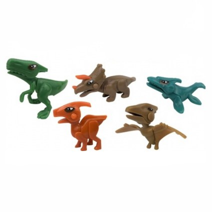 Dinosaur Mini Model Kits