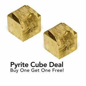 pyrite Fools Gold Cube Deal