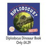 diplodocus dinosaur book