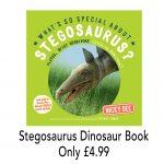 triceratops dinosaur book