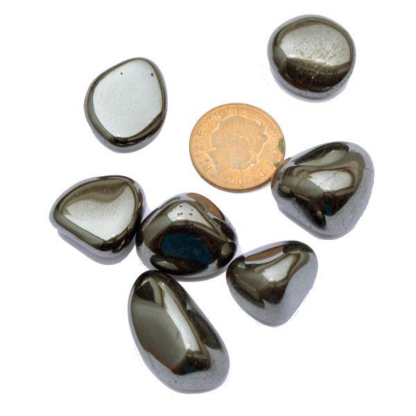 hematite tumbledstones