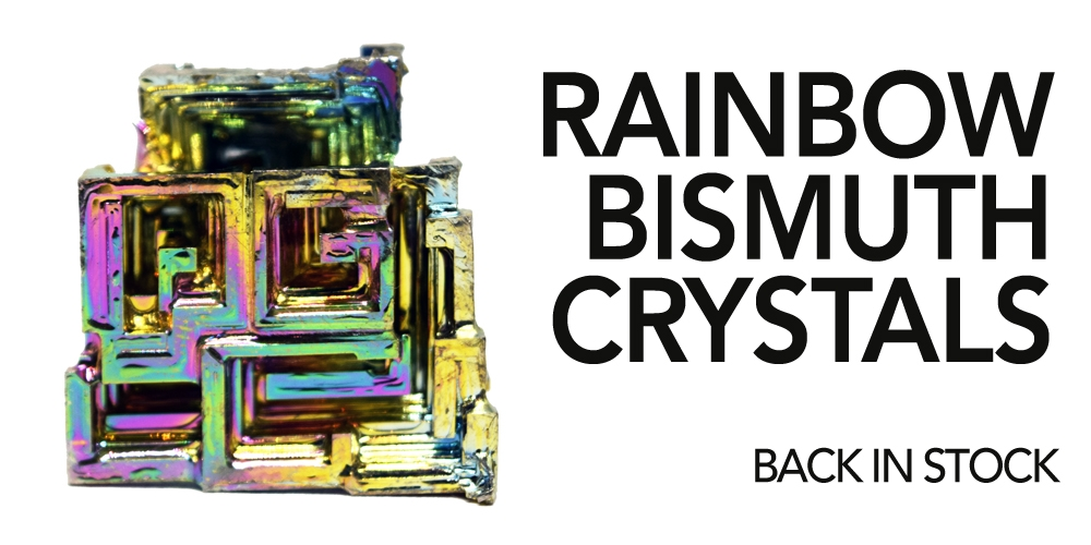 bismuth crystals jurassic jacks