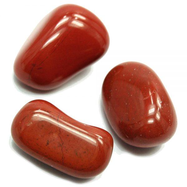 red jasper tumble