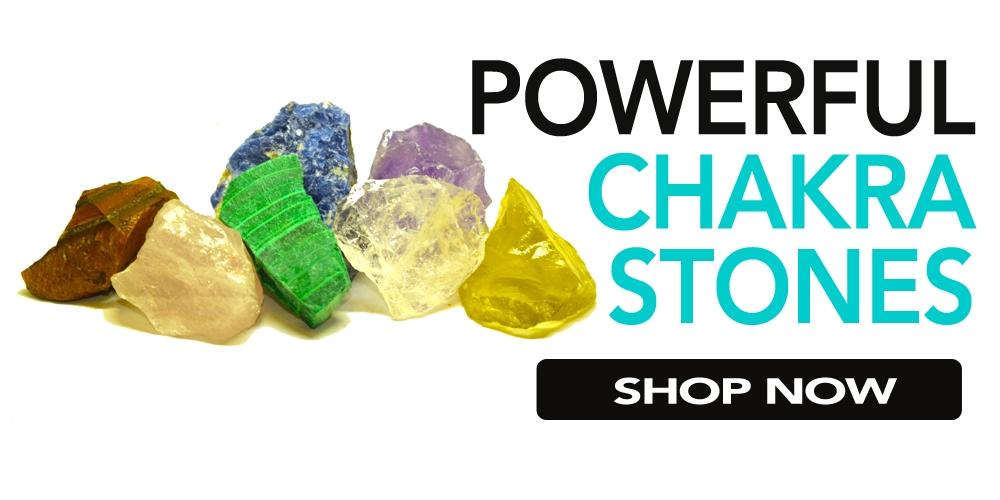 raw chakra stones powerful crystal healing