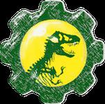 Jurassic Jacks Fossil Shack logo
