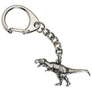 T Rex Dinosaur Keyring