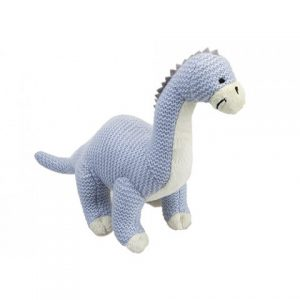 Diplodocus Kitted Dinosaur Toy blue