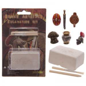 Ancient Roman Treasure Excavation Kit