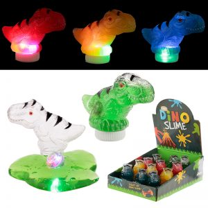Light Up Dinosaur Slime