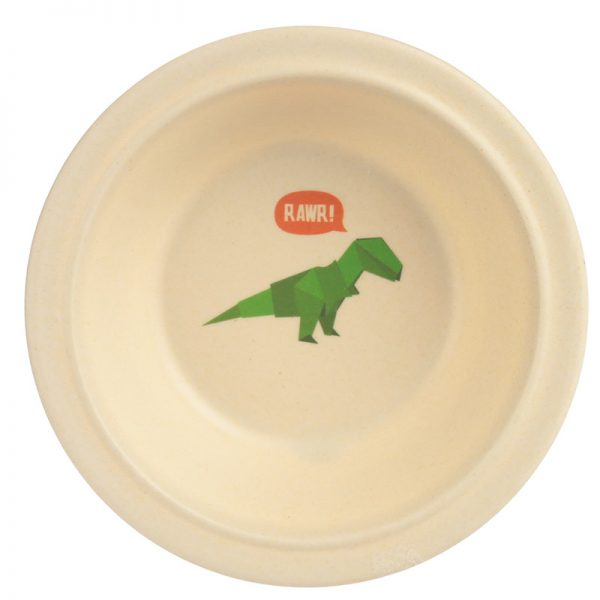 Bamboo Kids Dinosaur Dinner Set