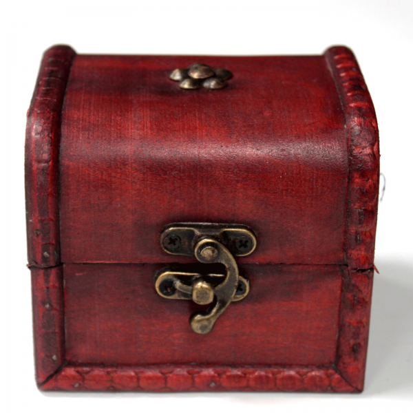 Wooden Chest Small