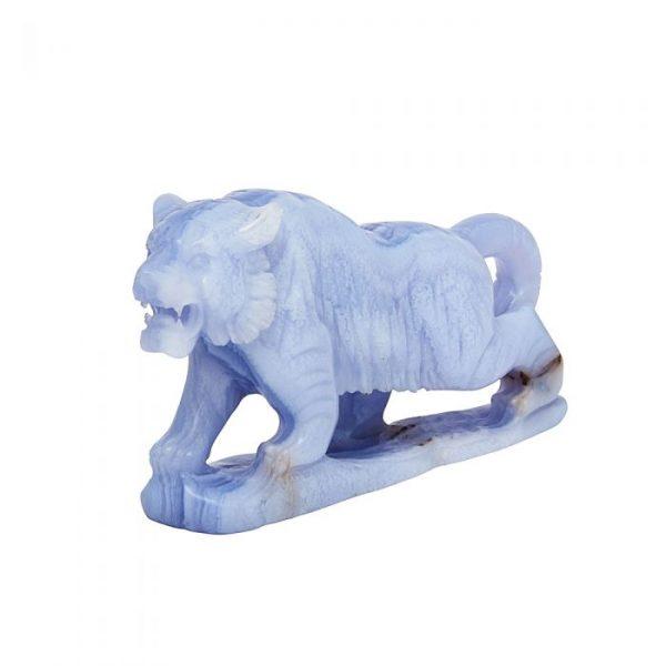 Blue Lace Agate Tiger
