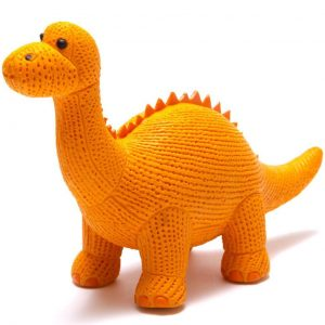 Diplodocus Dinosaur Natural Rubber Toy