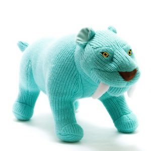 Sabre Tooth Tiger Soft Toy