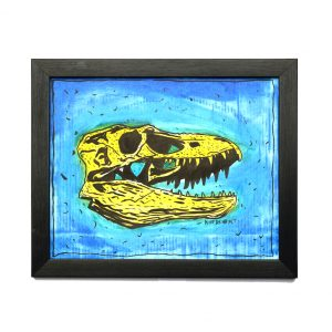 paleo_art_t_rex_skull