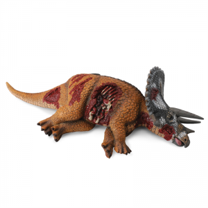 Dead Triceratops Toy Model