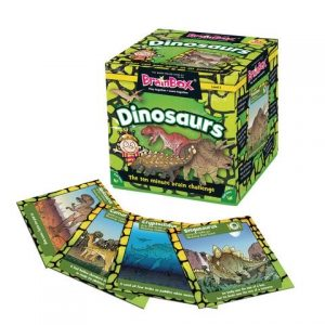 Dinosaurs-BrainBox-Game