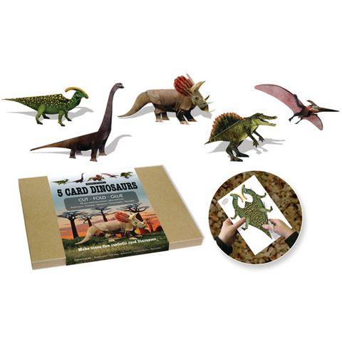 Card Dinosaur