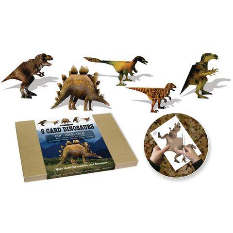 Card Dinosaurs