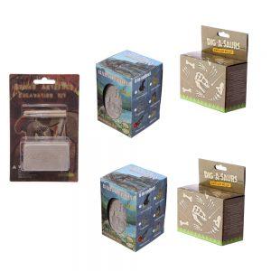 dinosaur dig & treasure bundle