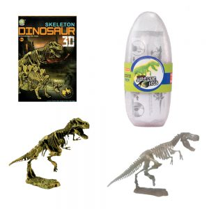 dinosaur model giftset
